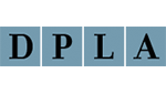 Digital Public Library of America logo.